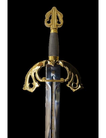 Cruz de la espada tizona El Cid