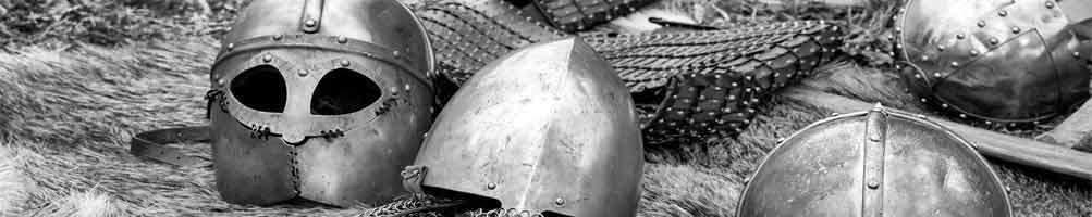 Complementos - Armaduras - Armas Medievales