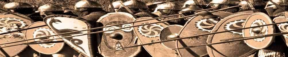 Escudos - Armaduras - Armas Medievales