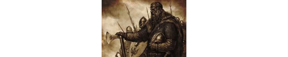 Hachas medievales - Armas medievales